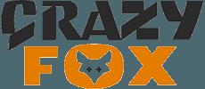 CrazyFox nettikasino logo