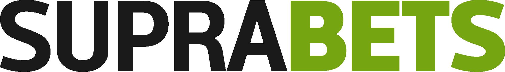 Suprabets nettikasino logo