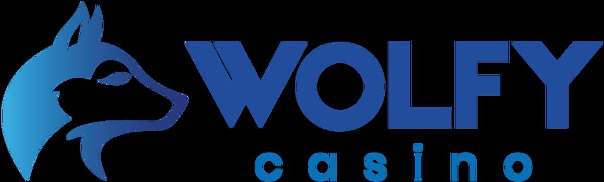 Wolfy nettikasino logo