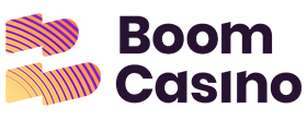 Boom nettikasino logo