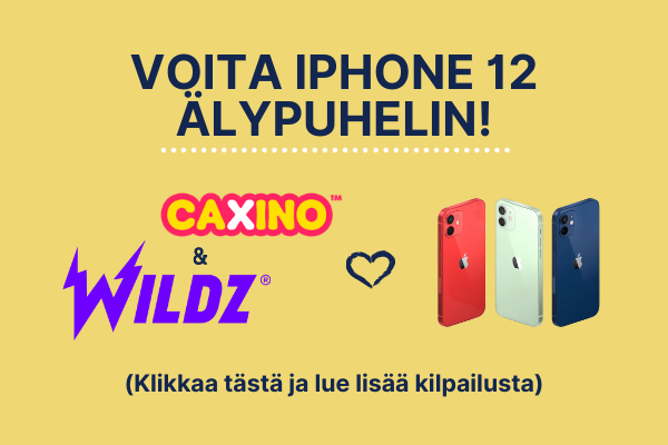 Voita Iphone 12!
