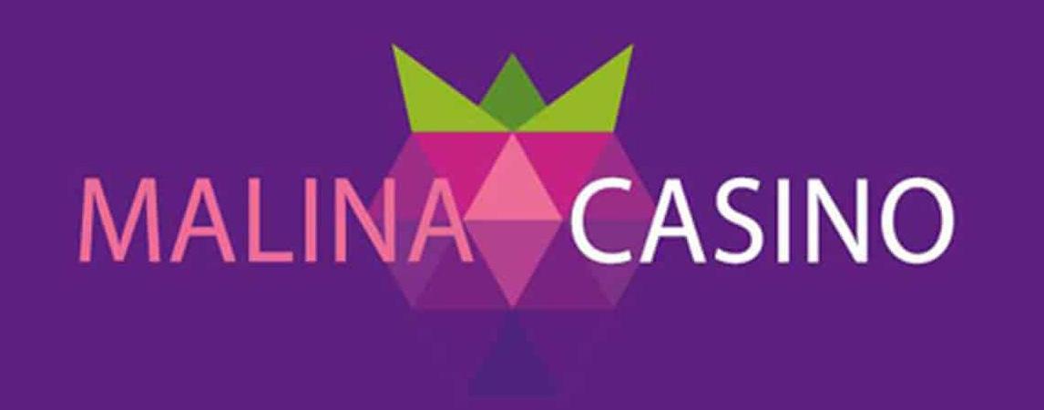 Malina nettikasino logo