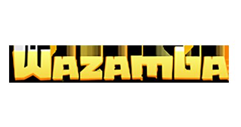 Wazamba nettikasino logo